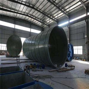 YL地埋式污水提升泵站厂家直销