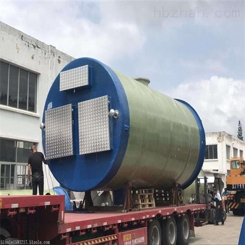 一体化泵站生产厂家