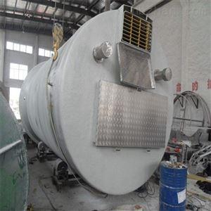 YL玻璃钢泵站加工定制