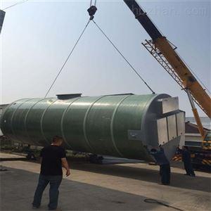 YL玻璃钢一体化预制泵站厂家