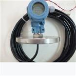 JH-501储罐法兰安装电缆投入式液位变送器价格