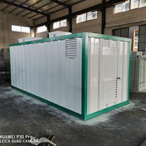 瓦楞板生活污水MBR一体化设备