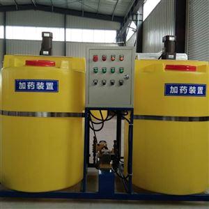 污水处理PAC加药装置絮凝剂投加
