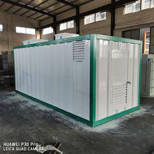 新农村污水处理设备MBR一体化设备