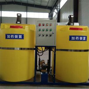 HTJY-500加药装置污水处理絮凝剂自动投加