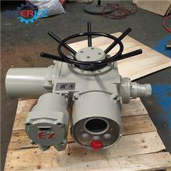 ZB120-24Z多回转智能防爆型阀门电动装置