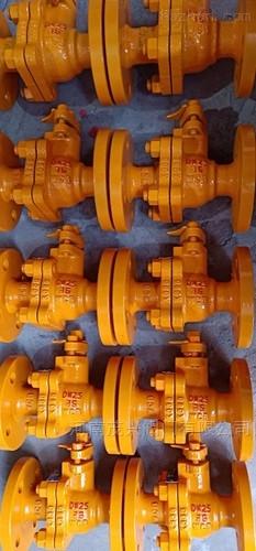 Q41F防静电天然气球阀