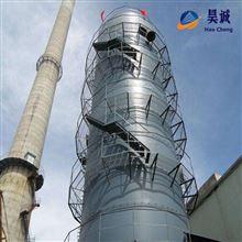 hz-550厂家定做更新碳钢脱硫塔 环保设备