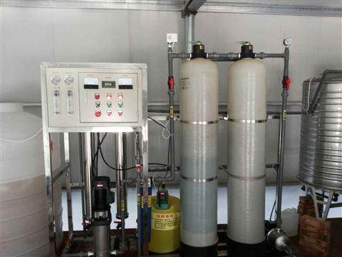 2t/d纯水设备