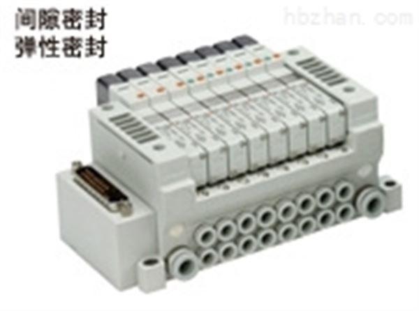 日本SMC电磁阀VQ系列选型