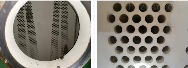 凝汽器清洗