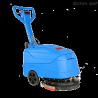 YSD-420E小型手推拖线式洗地机车间仓库商场清洗机