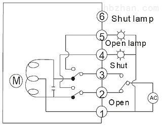 开关型带有源灯指示