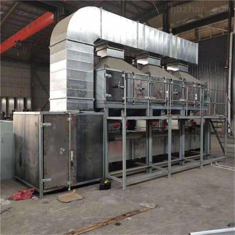活性炭吸附催化燃烧成套环保设备