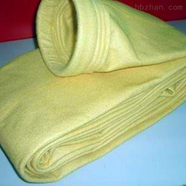耐高温除尘滤袋粉尘处理
