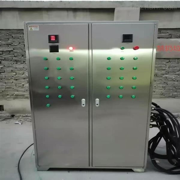 安徽二次供水管道式紫外线消毒器