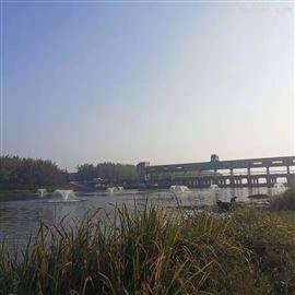 TLB型河道推流曝气机 城市生活污水处理