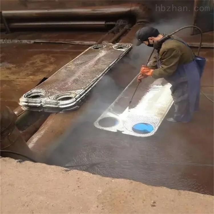 换器清洗剂科学清洗除垢