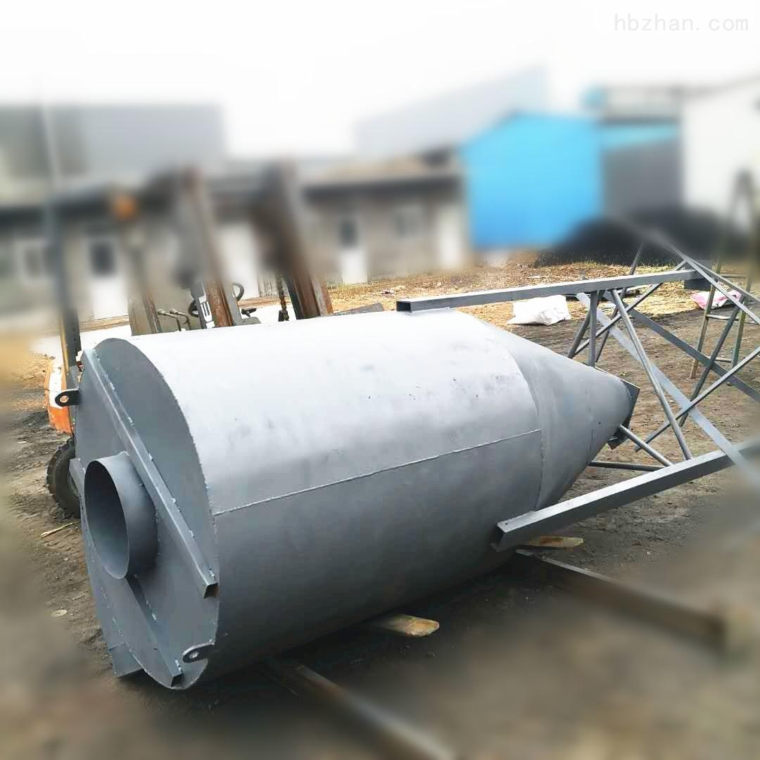 旋风除尘器捕捉工业细微粉尘