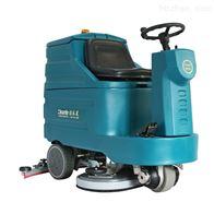 YSD-A7洁乐美驾驶式双刷工业商用洗地车