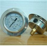 YB-100无锡不锈钢压力表的技术指标