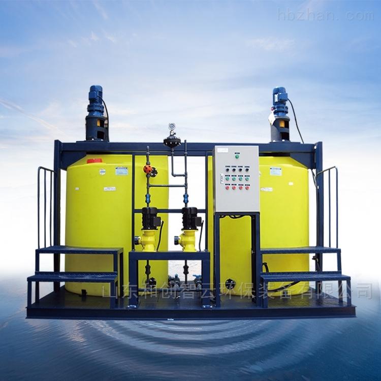 PAC加药装置-污水处理加药设备厂家供应