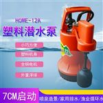 HOME-12A厨房水箱排水泵钱自动塑料抽水泵