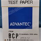 日本东洋BCP系列PH试纸