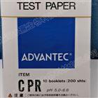 ADVANTEC东洋CPR型试纸PH值5.0-6.6