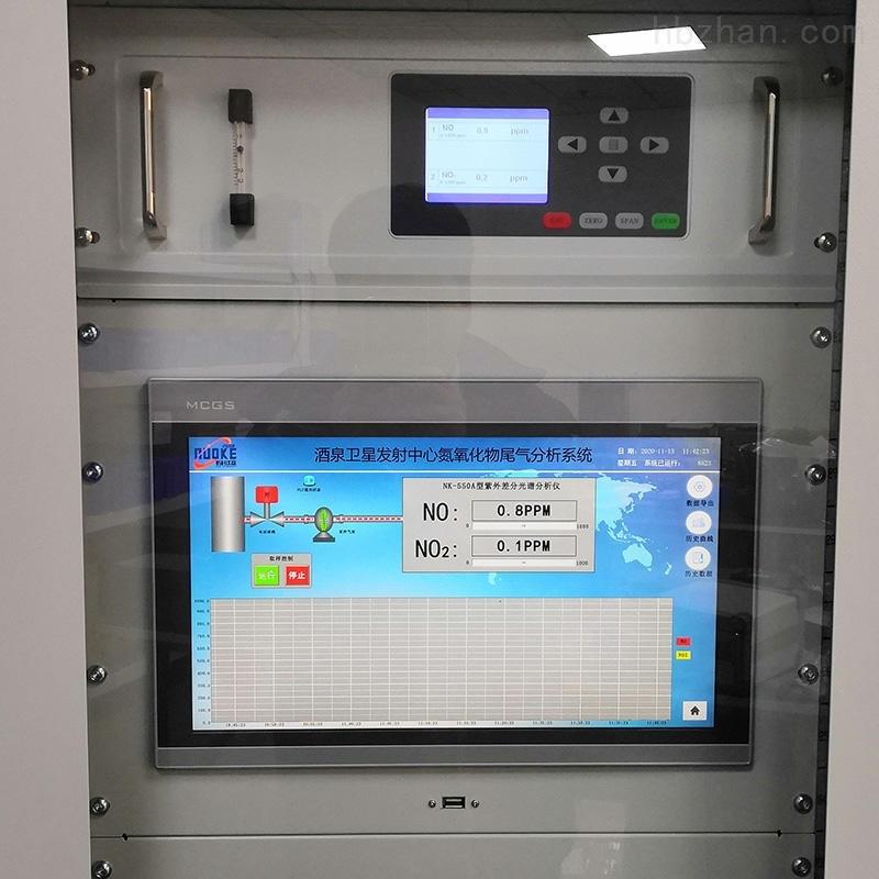 水泥窑过程气在线监测系统