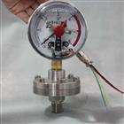 电接点耐震压力表