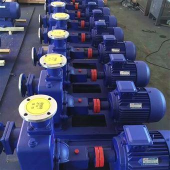 ZW分体式自吸排污泵