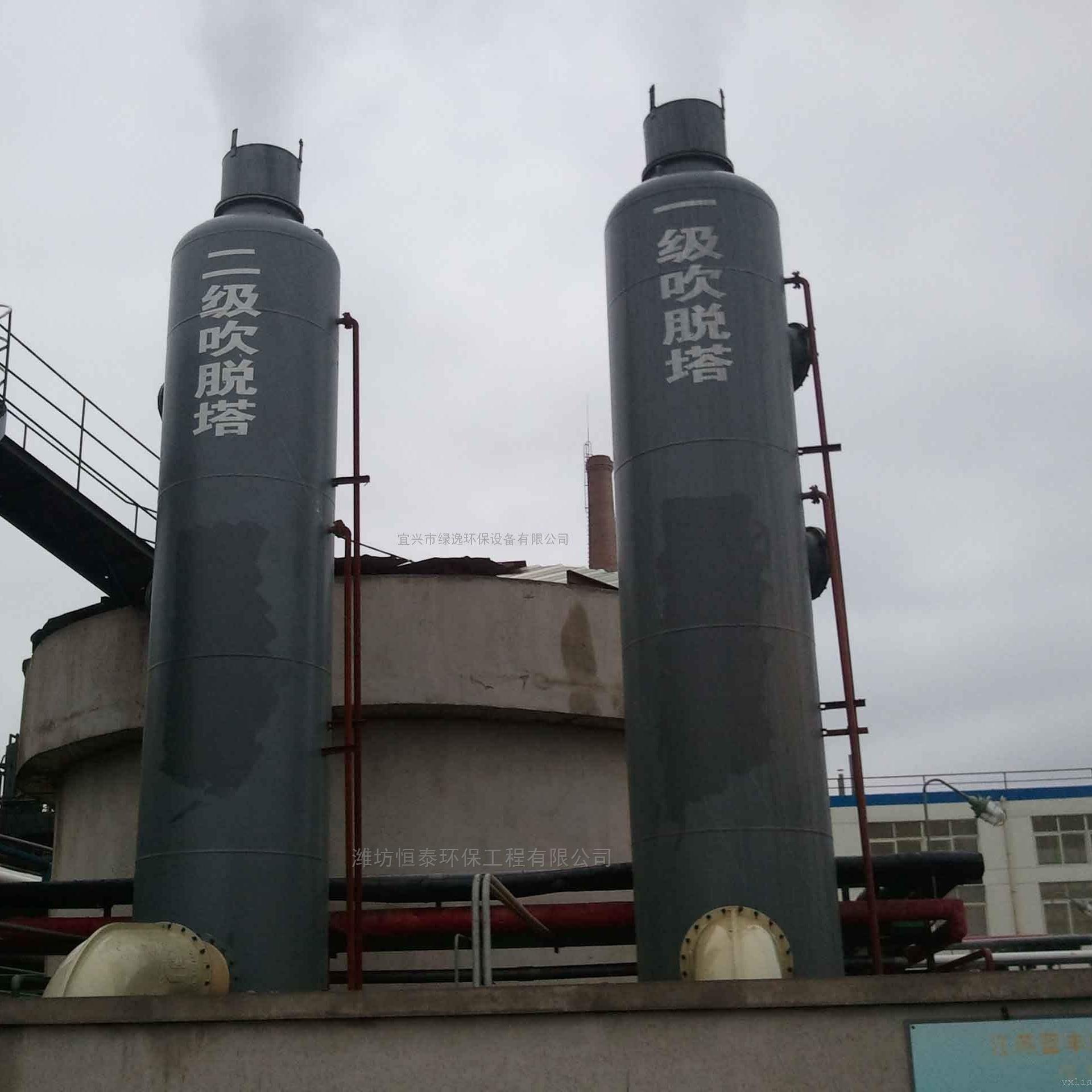 氨氮吹脱塔多少钱一套工作原理及安装方法