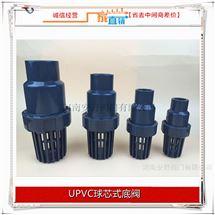 UPVC球芯式底阀