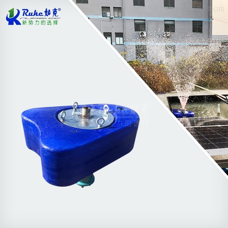 RSUN750-PQ太阳能光伏喷涌式曝气机污水治理设备