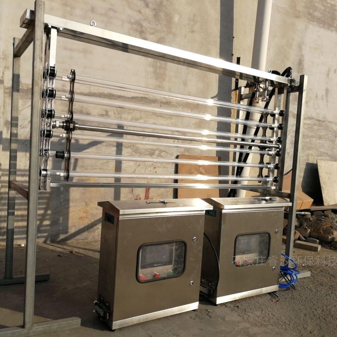 阳江模块紫外线排架系统