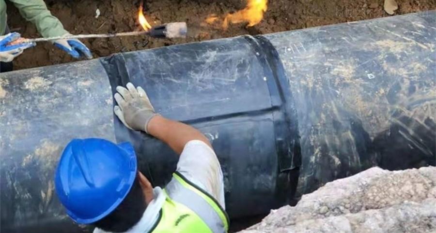 2.5厚500宽热收缩带生产厂家 热缩带报价