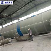 玻璃钢一体化提升预制泵站设备