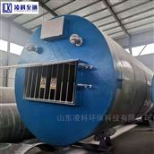LKZT一体化提升雨水泵站设备