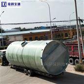 一体化泵站提升设备