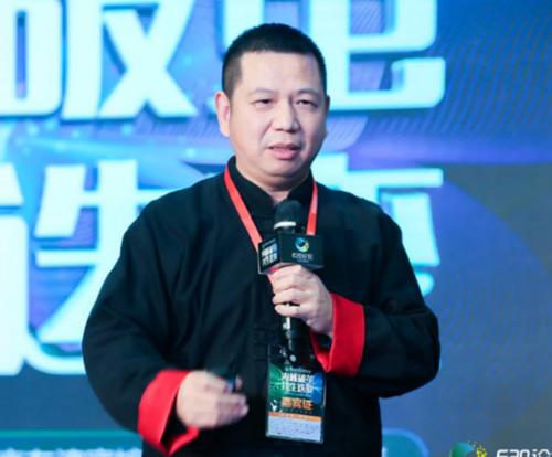 """傅涛:固废产业的""""双百跨越"""""""
