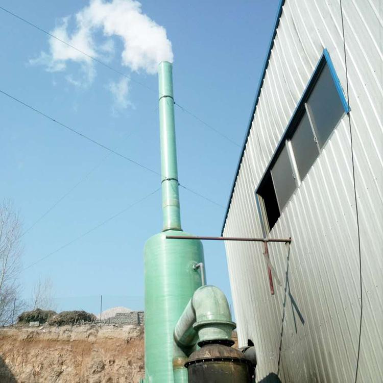 脱硫除尘器操作说明
