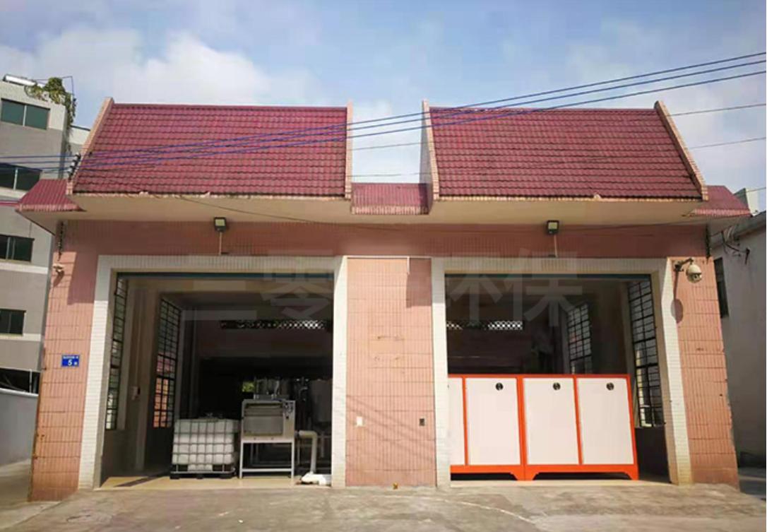 广州市白云区分布式150吨餐厨垃圾处理设备
