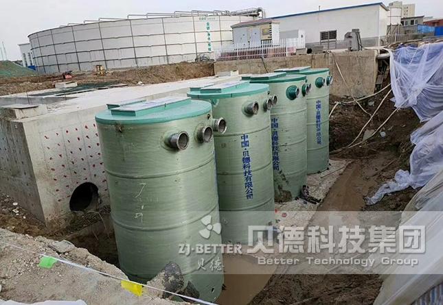 一体化预制提升泵站的八大选型要求