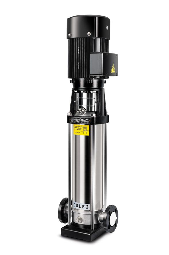 轻型立式多级离心泵的使用与日常维护