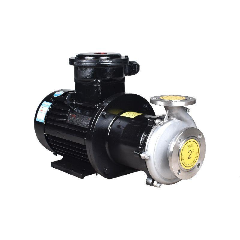 使用不当,不锈钢磁力泵也会出现生锈的情况