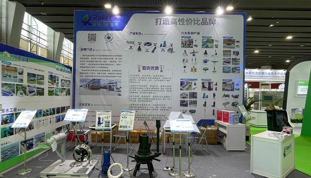 如约而至,如克环保携四大产品赴约2021中国环博会广州展