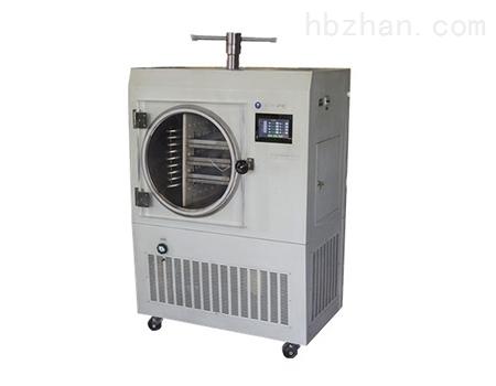 浅述低温冻干机的冻干流程