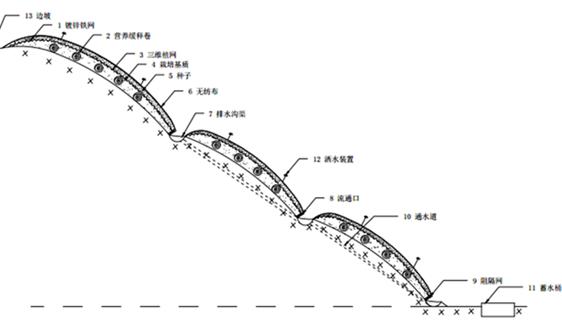 2020实用技术 |? 泷涛修复——基于斜坡设计的边坡绿化系统