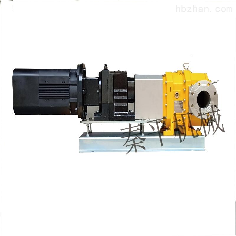 选购凸轮转子泵需注意那些事项?